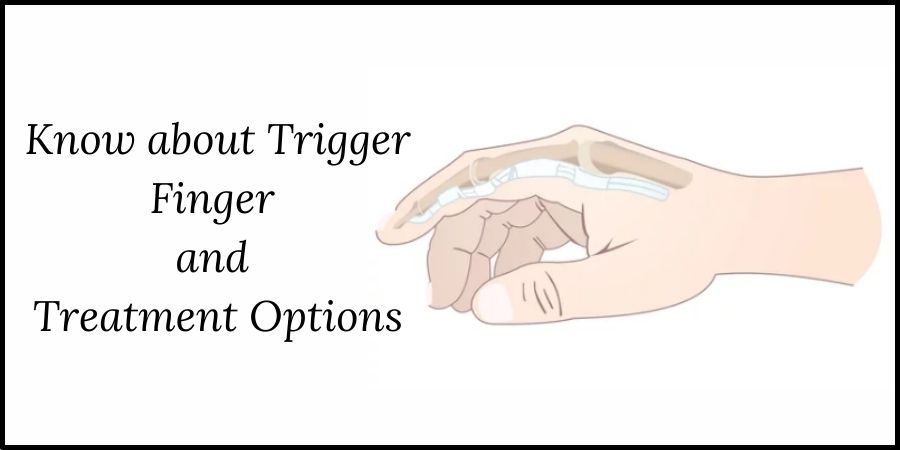 Triggrer Finger Tretment Options